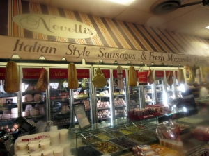 novelli's pork store and catering services